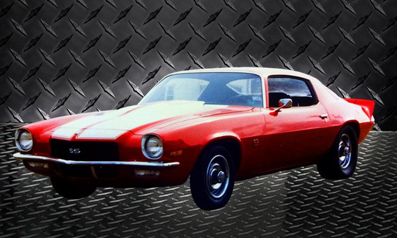 1970 Chevy Camaro Super Sport ~ Dang